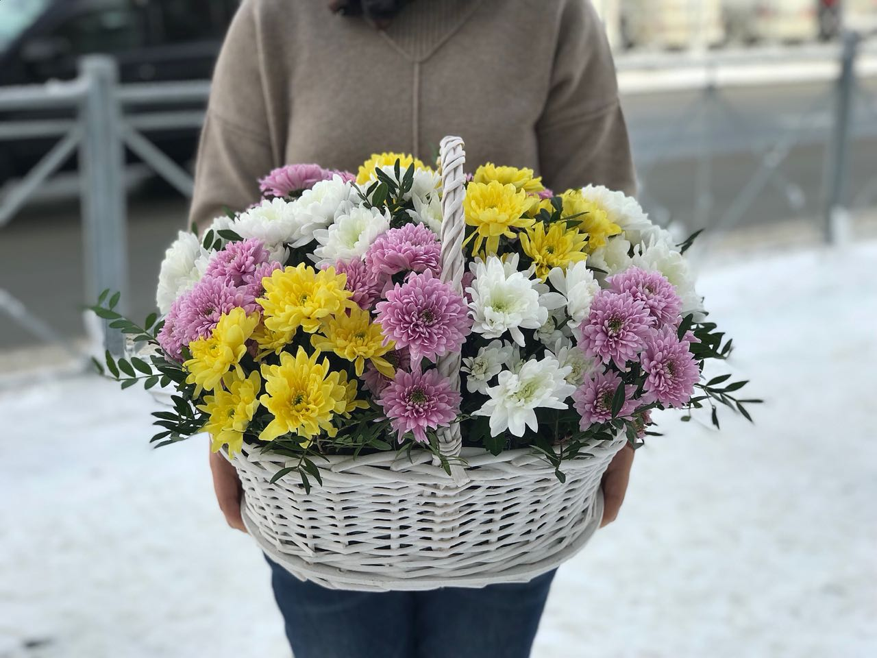 Заказать цветы оптом с доставкой в южно-сахалинск